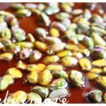 pistachio praline