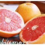 beautiful ruby grapefruit
