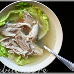 hainanese chicken soup